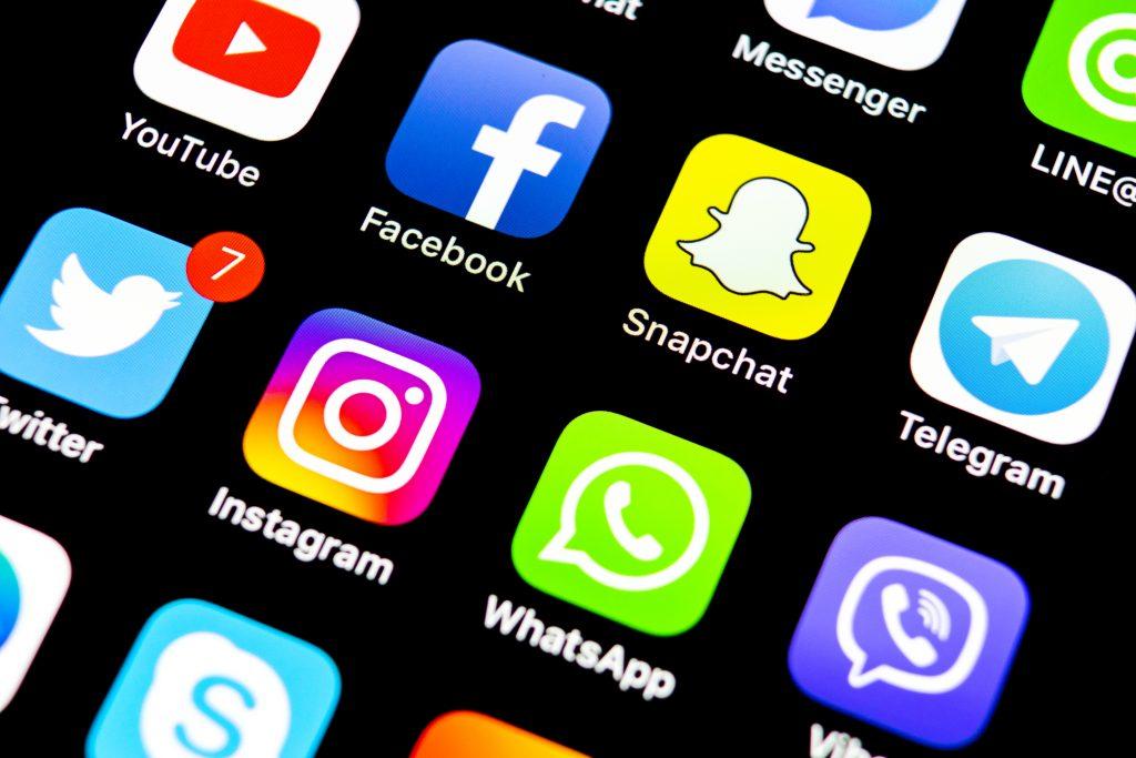 Social media account
