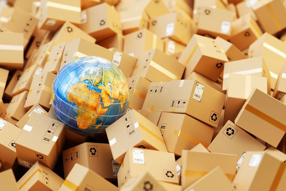 International shipping firms